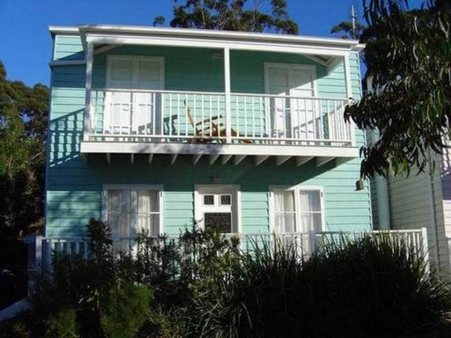 Hyams Beach Modern Beach Cottage - Hyams Beach - บ้าน
