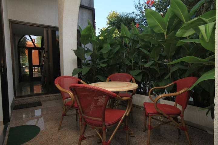One bedroom apartment with terrace Umag (A-7171-d)