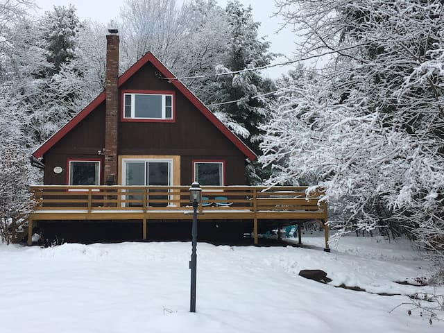 Lovely, Welcoming Catskills Chalet