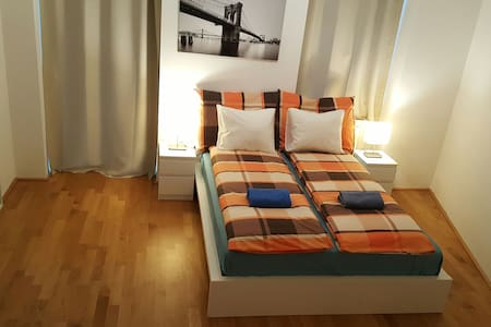 Amazing Private Room with Balcony - Wien, Wien, AT - Lejlighed