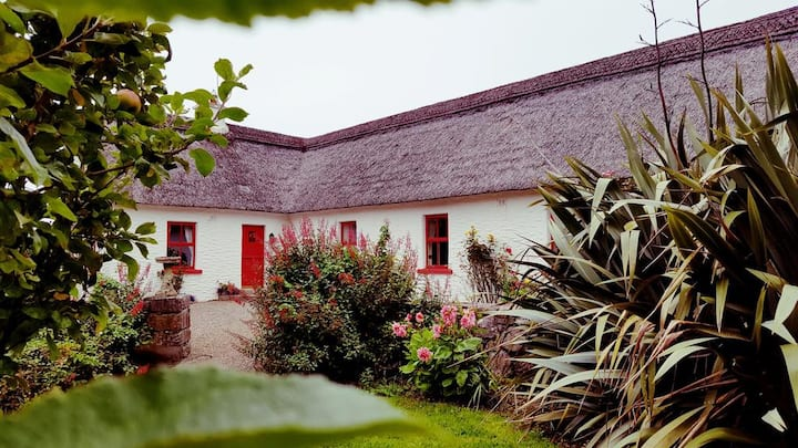 Rose Cottage on the Wild Atlantic Way