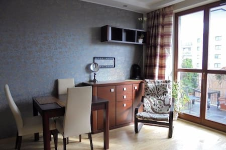 One high-standard room apartament near to METRO - Wohnung