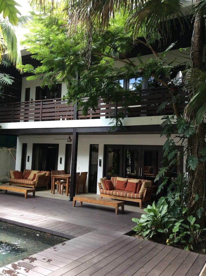 Modern eco-comfort in the heart of Samara- Verde