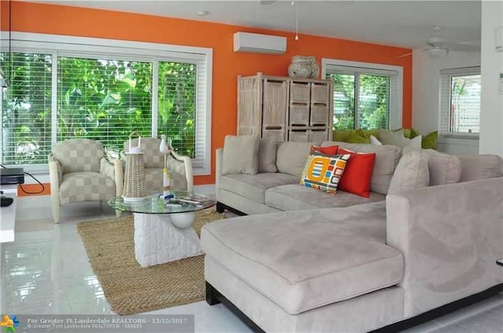 Fabulous Villa 1500sf Lauderdale by the Sea