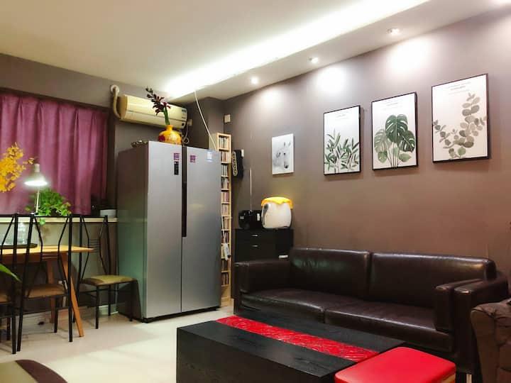 【限男士】地铁沿线精装loft电梯房,邻近上海玻璃博物馆