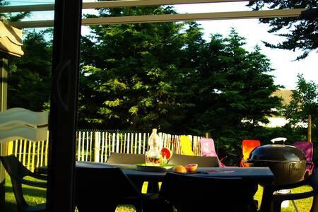 L'OPPIDIUM 3 - Appart T3 avec jardin proche Plages - Plouhinec