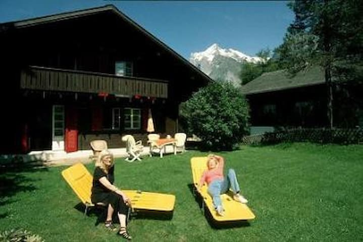 Chalet in Grindelwald /Switzerland