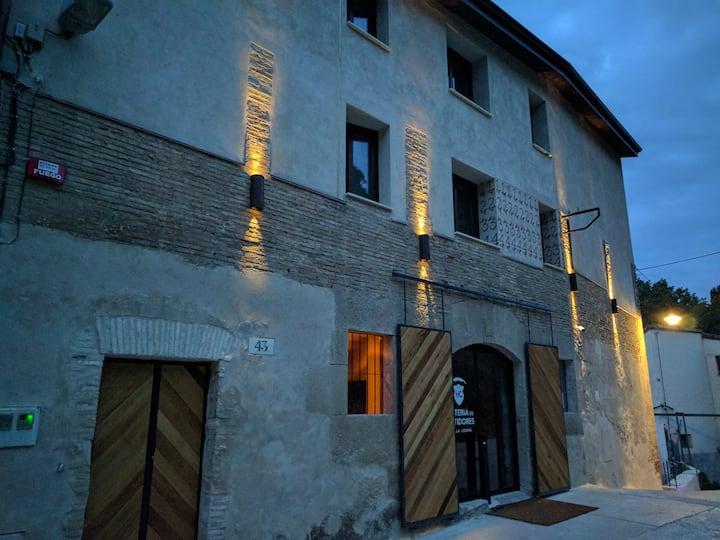 Alojamiento en edificio histórico, Estella-Lizarra