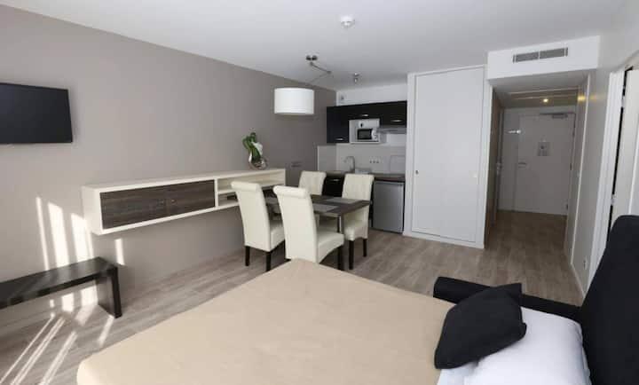 Appartement T2, Les Criquets