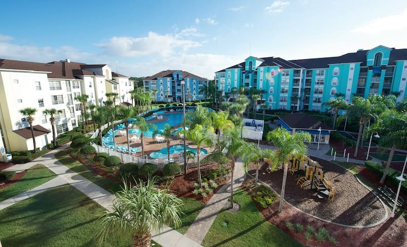 Grand villas resort 2 bedrooms #03 - Kissimmee - Apartemen