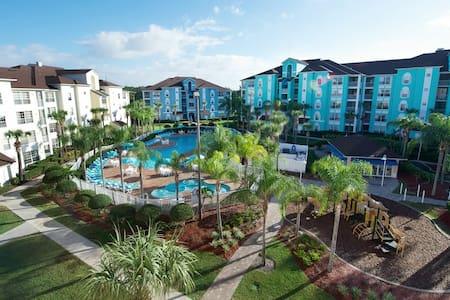 Grand villas resort 2 bedrooms #03 - Kissimmee - Apartment