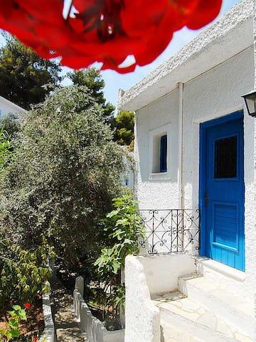 Bungalow νησιώτικης αισθητικής! - Kanapitsa - House