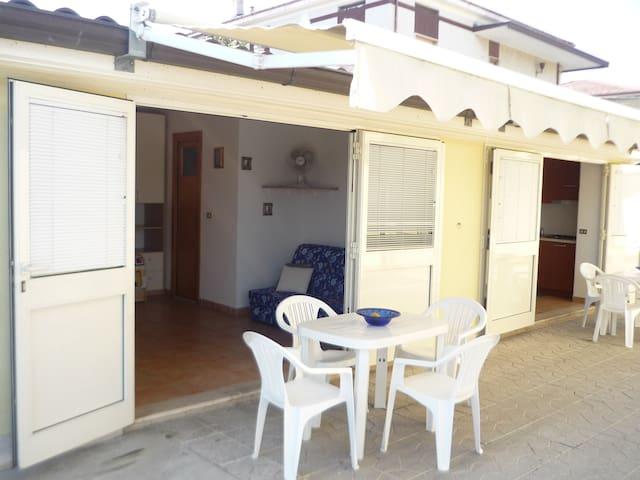 Monolocale vicino il mare Abruzzo N - Cologna Spiaggia - Appartement