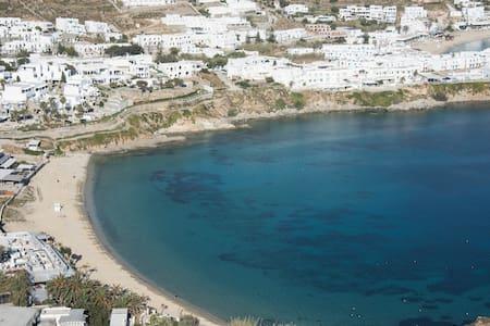 Psarou Summer Villa II in Mykonos - Mykonos - Villa