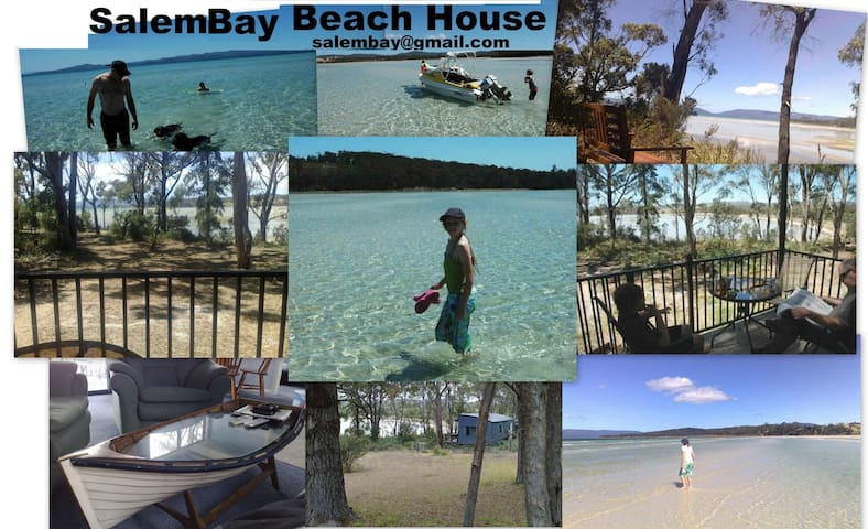 Salem Bay Beach House - 3 Nights