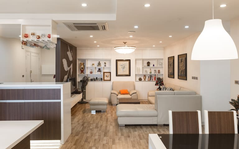 Modern room with beautiful view - Hanói - Apartamento