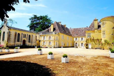 Chateau Cardoux - 10 pers. / 100ha - Bourniquel - Castle