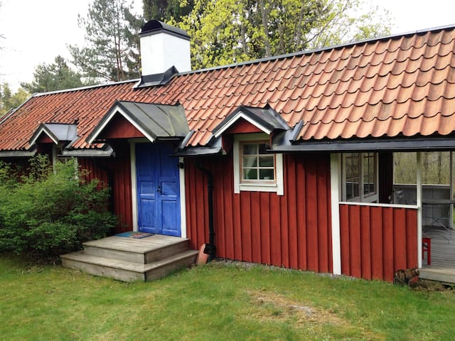 Country charm in Stockholm,Tyresö - Tyresö - House