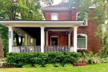 One-of-a-kind Century Home & Culinary Retreat