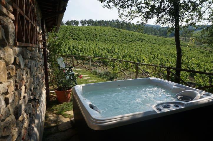 Il Vichiaccio - Cottage alle porte di Firenze