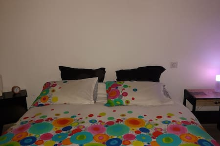 Chambre cocooning tout confort+ breakfast organic - Chens-sur-Léman - อพาร์ทเมนท์