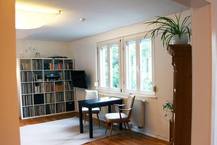 3-Zimmerwohnung für 3 Monate in Stuttgart