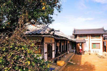 Korean Traditional House!! :-) - Seolcheon-myeon, Namhae-gun