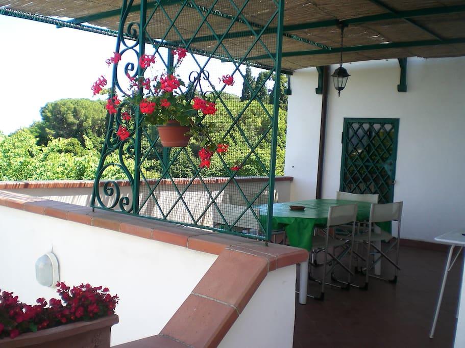 terrazza/terrace