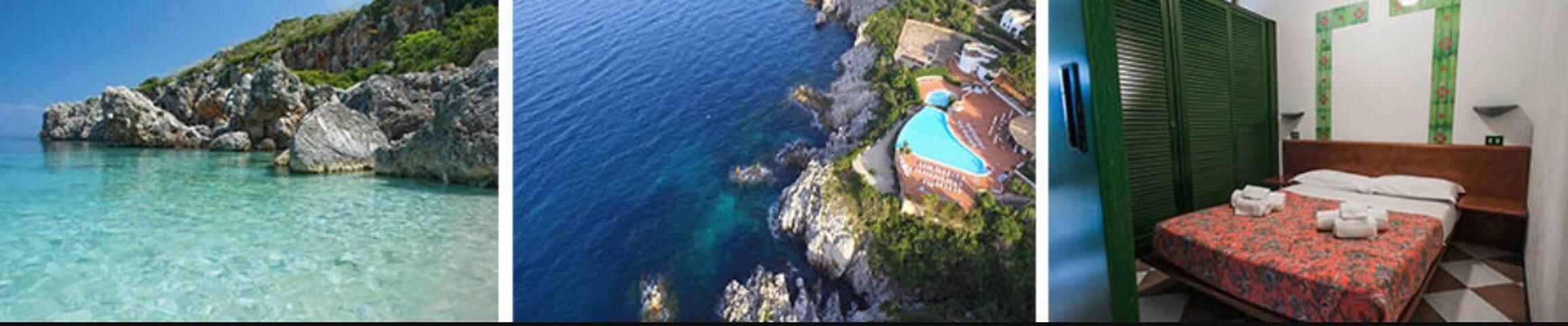 San Vito lo capo -calampiso resort - Сан-Вито Ло Капо - Квартира
