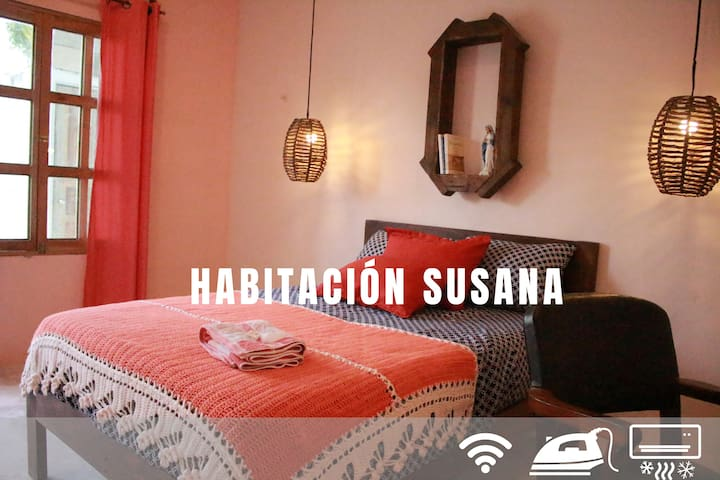 Room Susana, cozy and comfortable