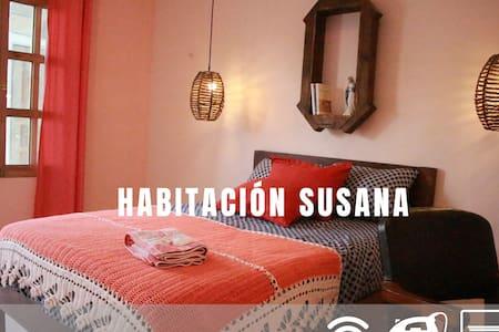 Room Susana, cozy and comfortable