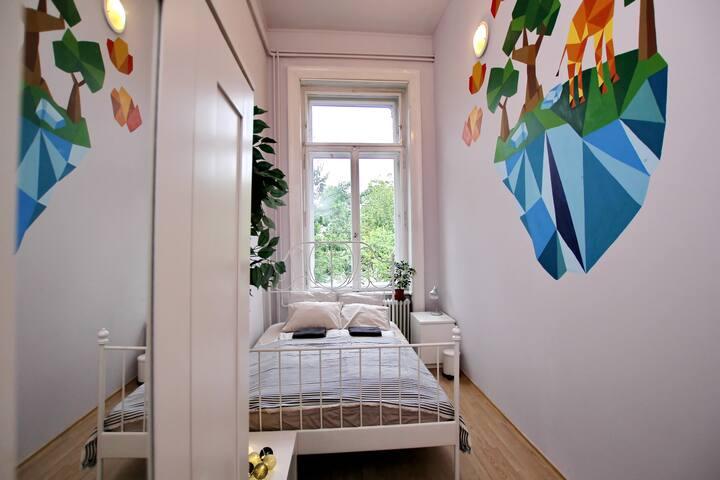 Giraffe Room at Rákóczi Square