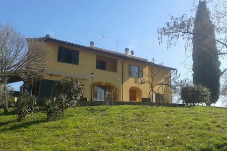 Country House in Arezzo! - Arezzo - Huis