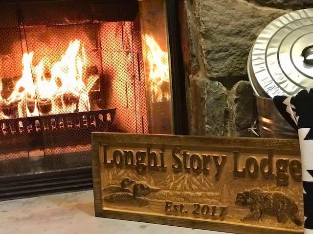 Pocono Lake Cozy + Fun + Hot Tub + Game room