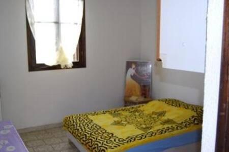 Chambres équipées pour 2 personnes - Marignana