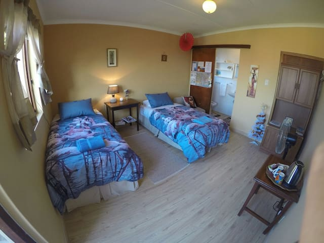 Owl room...... spacious and light. - Witsand - Hostel