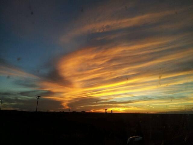 Unforgettable sunrises