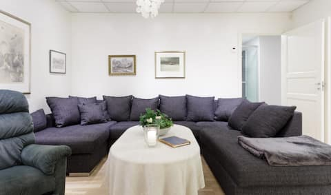 Near Oslo/Airport/2-6 people/2 nights or more