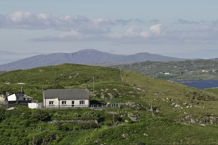 South Harbour View, island retreat. - Isle of Scalpay - Huis