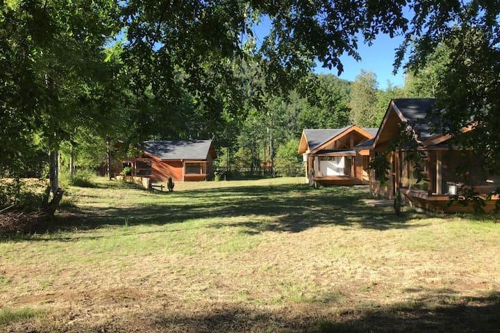Cabaña 42 M2 para 4-6 personas - Caburgua