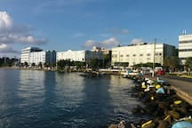 Downtown...waterfront