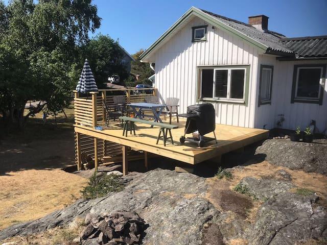 Sommarstuga på Björkö