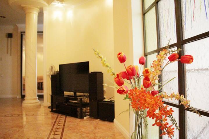 2-bedroom apt. Shota Rustaveli 20 - Kiev - Apartemen