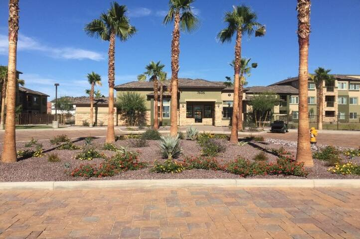 2 Bedroom Furnished Apartment- Spring Training - Peoria - Daire