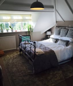 Large Double Room -King Size bed! - Desford - Σπίτι