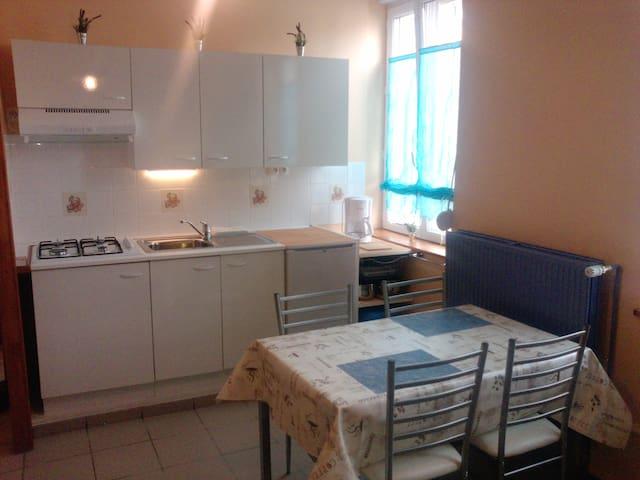 loue studio meublé pour 1 ou 2 personnes - Dunkerque - Flat