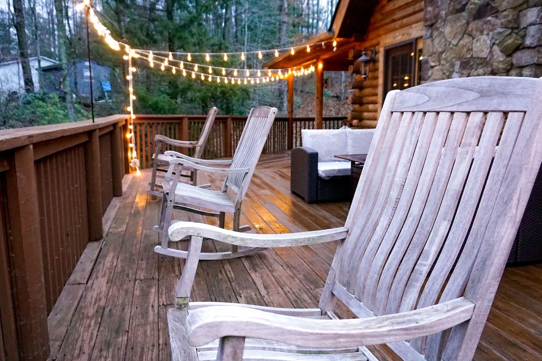 The Bhattimore Cabin