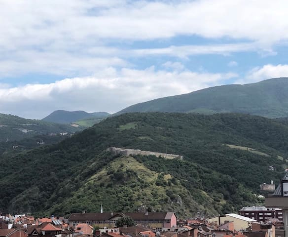 Prizren Home with a view!