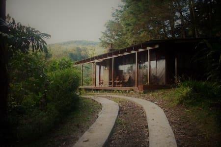 Mountain Cabin & River- SJ de la Montaña, Heredia - Heredia