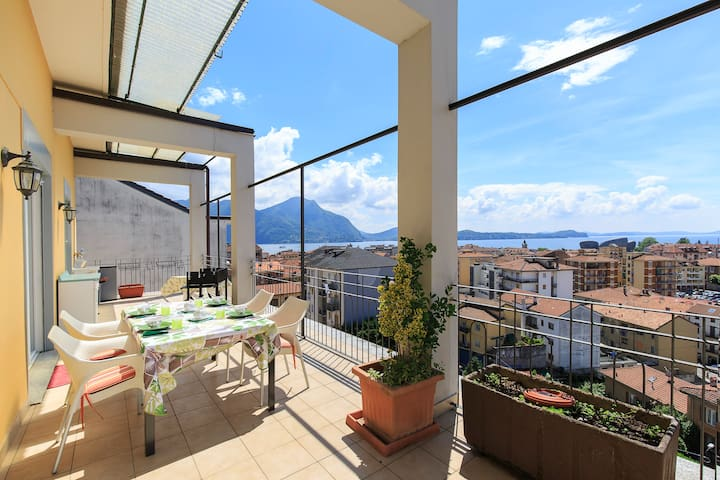 Attico Via Rosmini - Verbania - Apartment